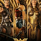 Movie, Wonder Woman(美國) / 神力女超人(台) / 神奇女侠(中) / 神奇女俠(港), 電影海報, 美國, IMAX海報