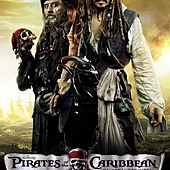 Movie, Pirates of the Caribbean: On Stranger Tides(美國) / 加勒比海盜 神鬼奇航:幽靈海(台) / 加勒比海盗4:惊涛怪浪(中) / 加勒比海盜:魔盜狂潮(港), 電影海報, 美國