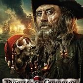 Movie, Pirates of the Caribbean: On Stranger Tides(美國) / 加勒比海盜 神鬼奇航:幽靈海(台) / 加勒比海盗4:惊涛怪浪(中) / 加勒比海盜:魔盜狂潮(港), 電影海報, 美國, 角色海報