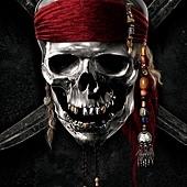 Movie, Pirates of the Caribbean: On Stranger Tides(美國) / 加勒比海盜 神鬼奇航:幽靈海(台) / 加勒比海盗4:惊涛怪浪(中) / 加勒比海盜:魔盜狂潮(港), 電影海報, 美國, 預告海報
