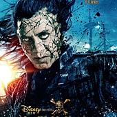 Movie, Pirates of the Caribbean: Dead Men Tell No Tales(美國) / 加勒比海盜 神鬼奇航:死無對證(台) / 加勒比海盗5:死无对证(中) / 加勒比海盜:惡靈啟航(港), 電影海報, 中國, 角色海報