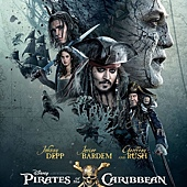 Movie, Pirates of the Caribbean: Dead Men Tell No Tales(美國) / 加勒比海盜 神鬼奇航:死無對證(台) / 加勒比海盗5:死无对证(中) / 加勒比海盜:惡靈啟航(港), 電影海報, 美國, IMAX海報