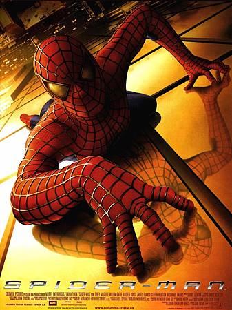 Movie, Spider-Man(美國) / 蜘蛛人(台) / 蜘蛛侠(中) / 蜘蛛俠(港), 電影海報, 美國