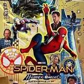 Movie, Spider-Man: Homecoming(美國) / 蜘蛛人:返校日(台) / 蜘蛛侠:英雄归来(中) / 蜘蛛俠:強勢回歸(港), 電影海報, 美國, IMAX海報