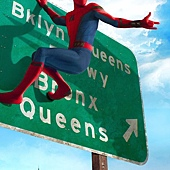 Movie, Spider-Man: Homecoming(美國) / 蜘蛛人:返校日(台) / 蜘蛛侠:英雄归来(中) / 蜘蛛俠:強勢回歸(港), 電影海報, 美國, 預告海報