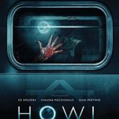 Movie, Howl(英國) / 午夜狼嚎列車(台.電視) / 嚎叫(網), 電影海報, 英國