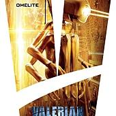 Movie, Valérian and the City of a Thousand Planets(法國) / 星際特工瓦雷諾:千星之城(台) / 星际特工:千星之城(中) / 星際特工:千星之城(港), 電影海報, 美國, 角色海報