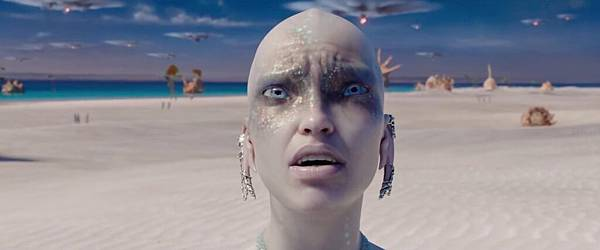 Movie, Valérian and the City of a Thousand Planets(法國) / 星際特工瓦雷諾:千星之城(台) / 星际特工:千星之城(中) / 星際特工:千星之城(港), 電影劇照