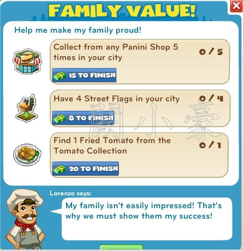 Family Value!