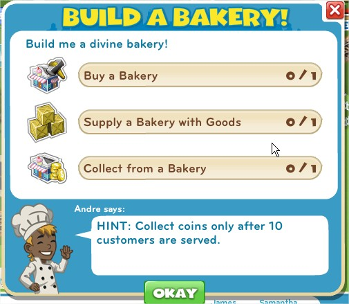 Build a Bakery