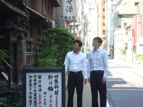 日本百年老店入鏡.JPG
