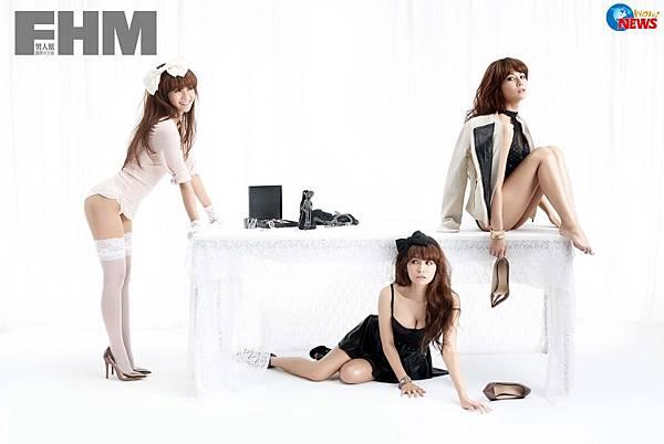 圖片來源:吳怡霈 -《FHM男人幫》