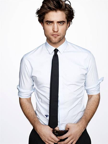 圖片來源:Robert Pattinson -《GQ雜誌》
