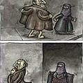 惡名昭彰的性變態 vs 自爆伊斯蘭女聖戰士