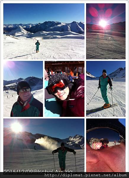 Iscgl 滑雪 Day 1