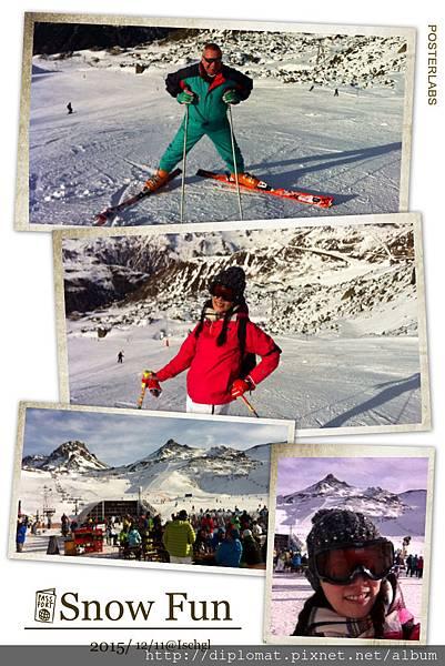 Iscgl 滑雪 Day 2