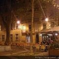 160506_九泉噴泉廣場的夜