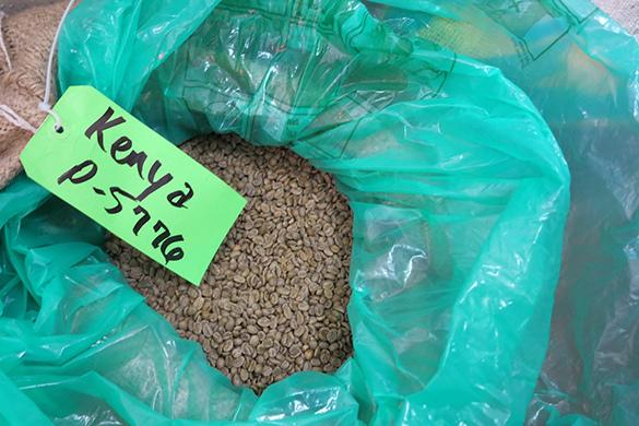 肯亞日曬豆