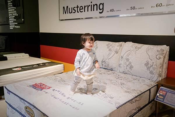 愛用床墊品牌-床的世界