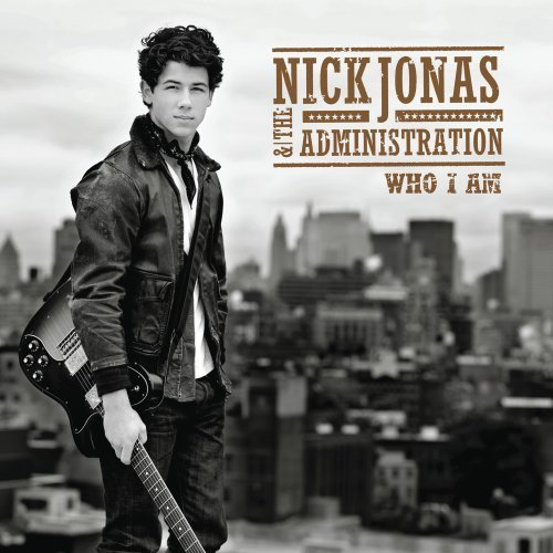 Nick Jonas & The Administration-WHO I AM