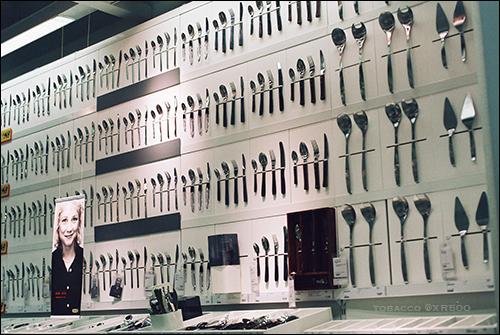小李飛刀的家壁