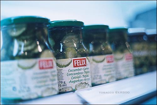 瑞典醃小黃瓜