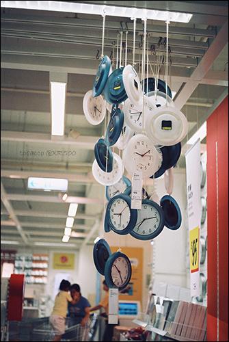 你的時間是幾點?