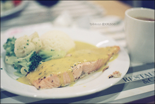 我的鮪魚餐