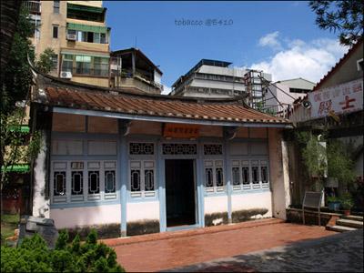 蓬台書院遺址