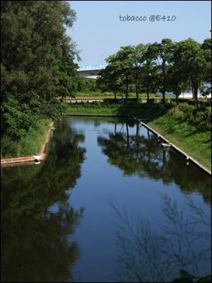億載金城-護城河