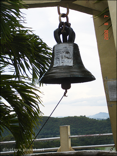 菲律賓-巧克力山的鐘.jpg