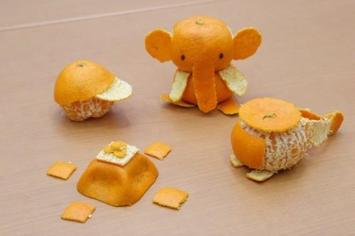 立冬盛產橘子