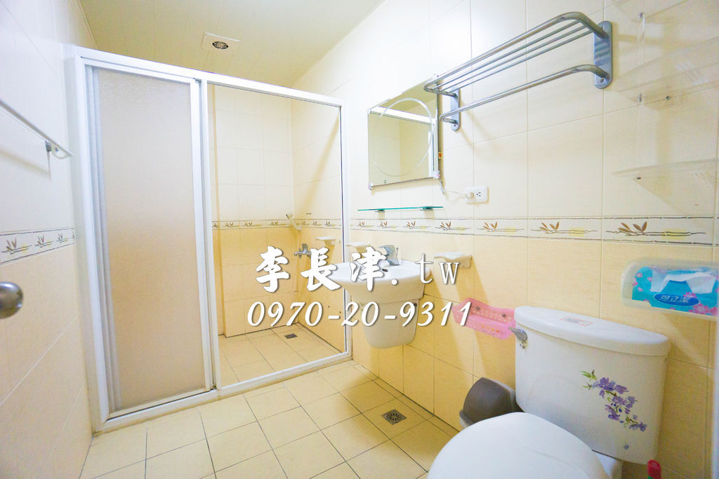 11二樓乾溼分離衛浴
