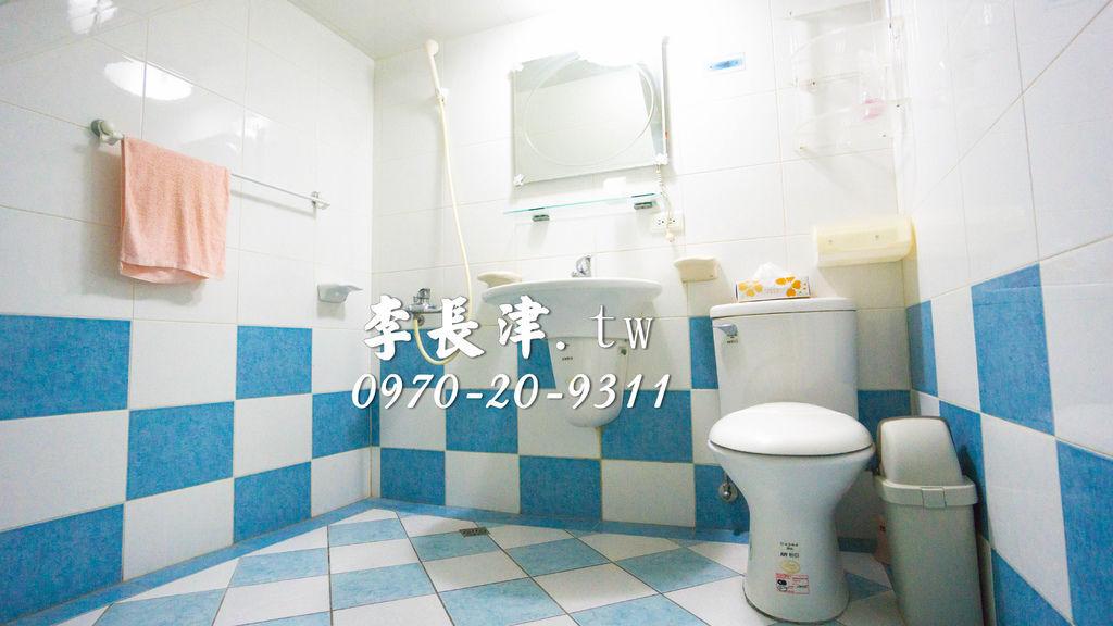 6清新藍主題衛浴