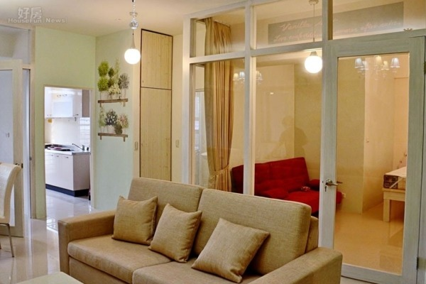 單面採光怎麼辦 好裝潢讓家裡沒「暗房」