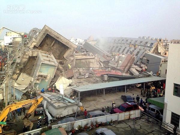 地震來襲,高樓較危險、低樓較安全嗎?(網友提供