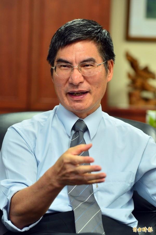 科技部長陳良基。(資料照,記者王藝菘攝)