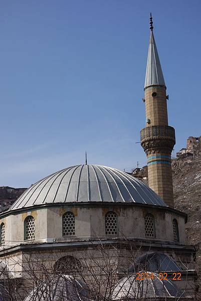 2014土耳其 之旅 (3)土耳其 安卡拉(舊城/城堡)