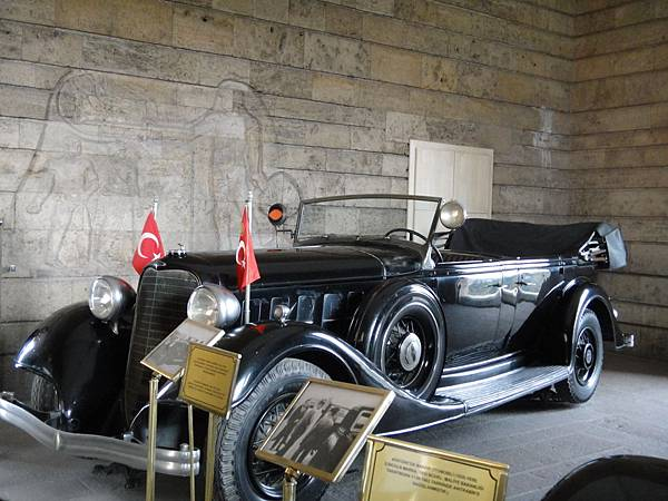 {春秋玉閣}歐亞橋樑--- 2014土耳其 之旅 (4)土耳其國父 阿塔圖爾克紀念館