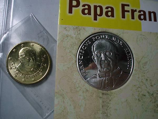 第266任教宗方濟(Pope Francis)