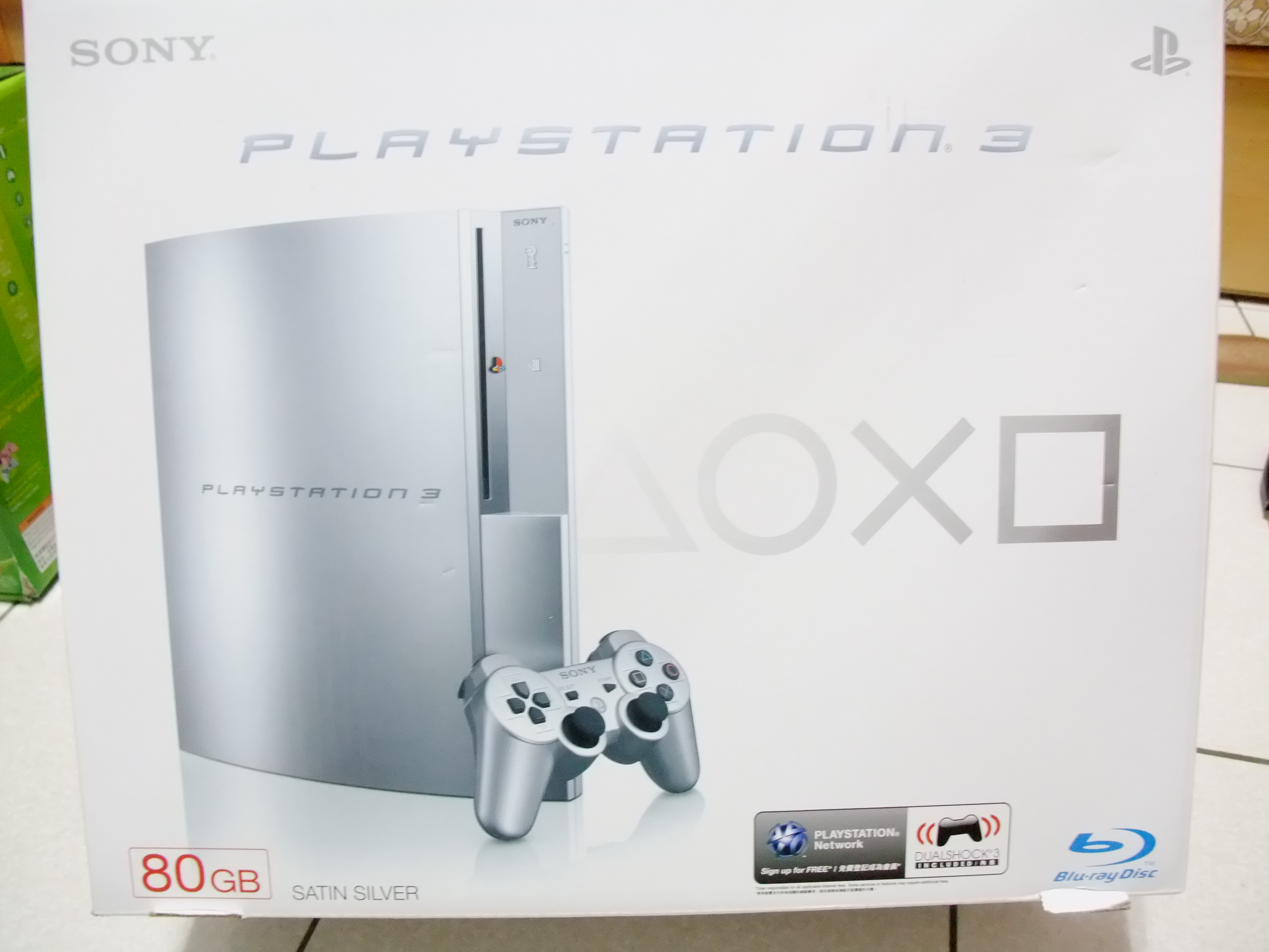 PS3盒子