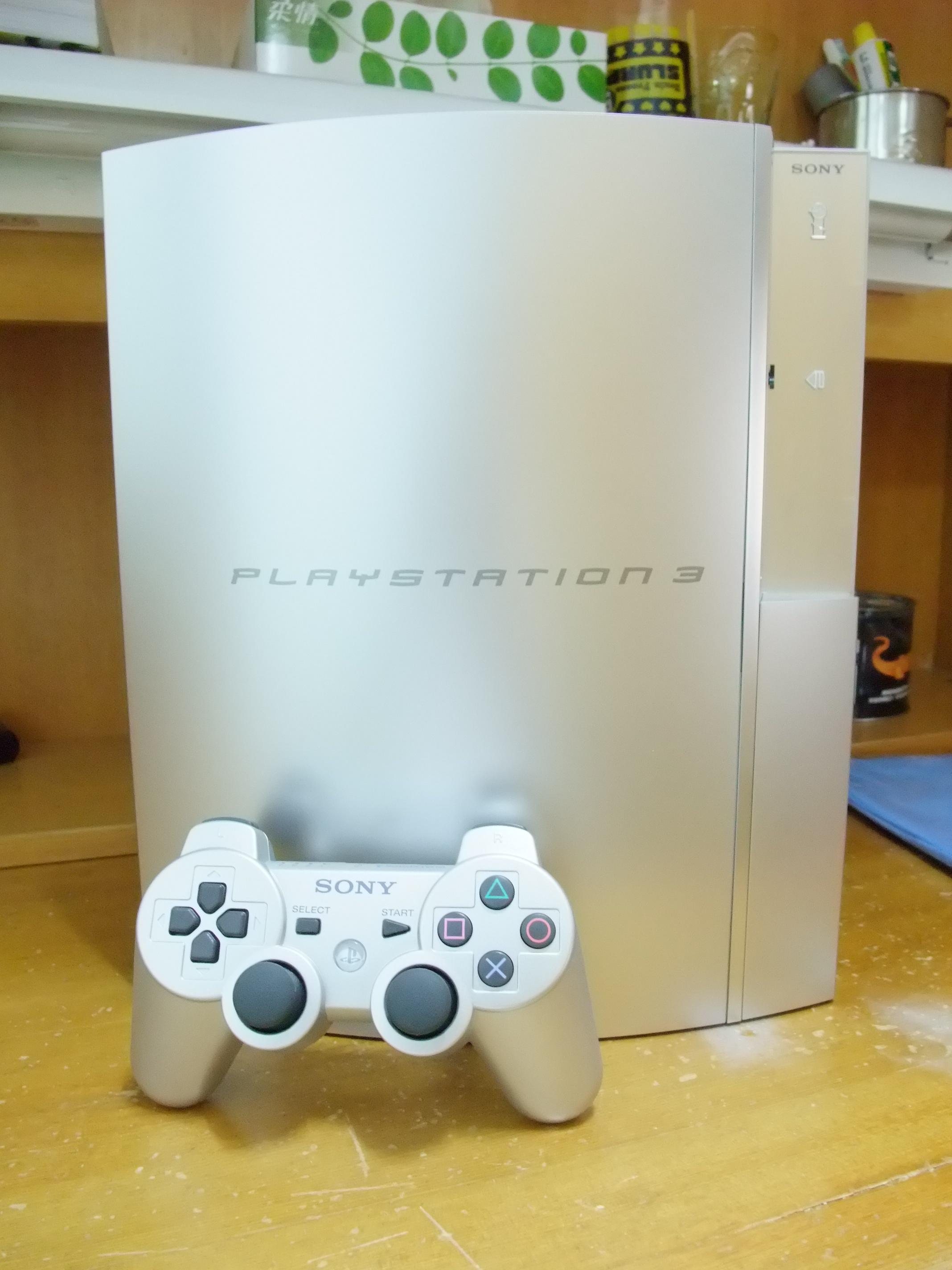 PS3主機