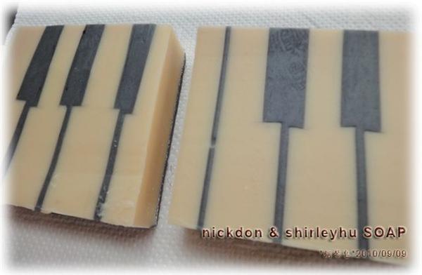 鋼琴薄荷皂