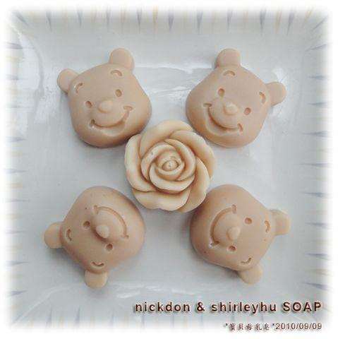 寶貝母乳皂