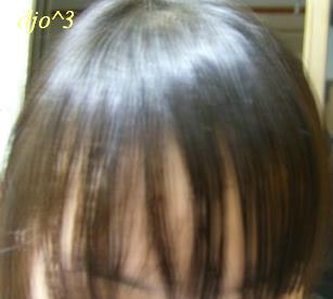 第二次洗髮.JPG