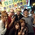 在墾丁大街上遇到無名好友們 ^^.jpg