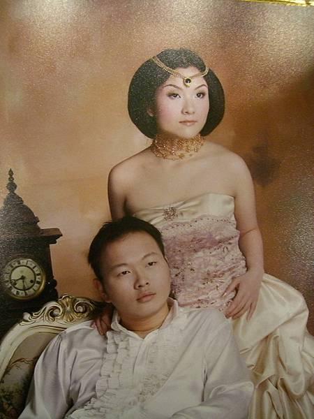 哇  王子與公主