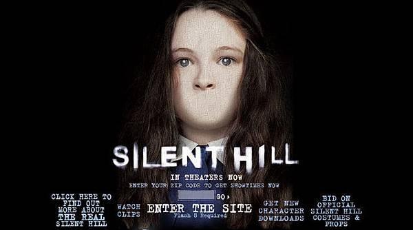 slient hill - 沉默之丘