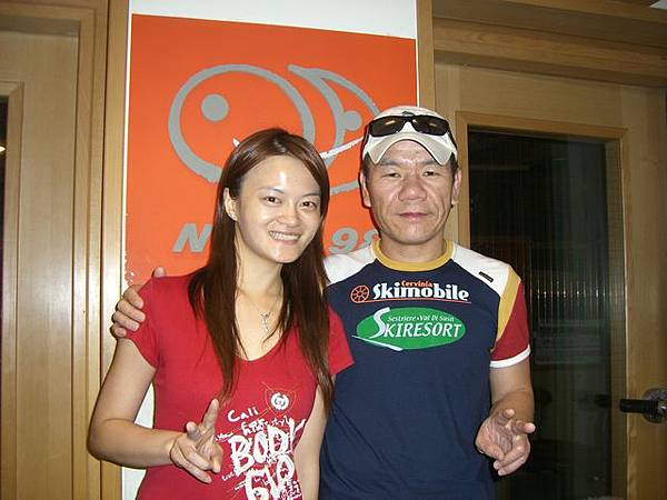 Tracy and 趙傳哥