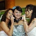 三姊妹同台